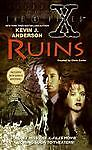 Ruins-The-X-Files-by-Kevin-J-Anderson-1997-Paperback