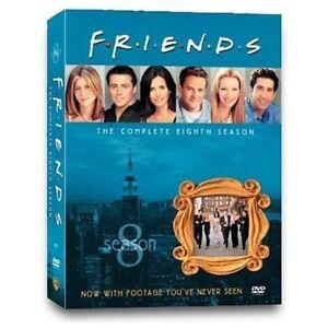 Friends - The Complete Eighth Season DVD Box Set/Jennifer Aniston/Matthew Perry | eBay