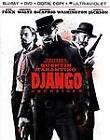 Django Unchained (Blu-ray/DVD, 2013, 2-Disc Set, Includes Digital Copy; UltraViolet)