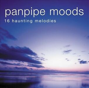 Various Artists - Panpipe Moods CD
