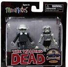 Minimates Zombie The Walking Dead Action Figures