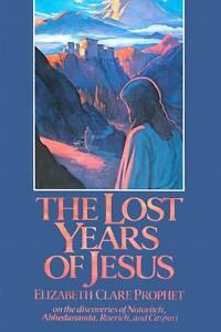 THE-LOST-YEARS-OF-JESUS-by-ELIZABETH-CLARE-PROPHET-PAPERBACK-1986