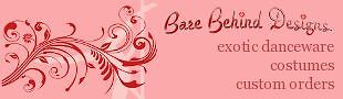 barebehinddesigns exotic dance wear