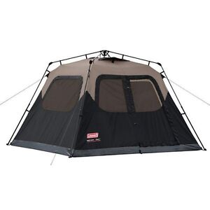 Coleman Instant 6 Person Cabin Tent -