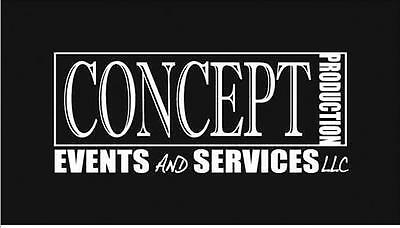 Concept Production Events Service