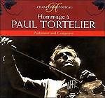 Paul Tortelier - Hommage à Paul Tortelier (CD 2000) Chandos New & Sealed