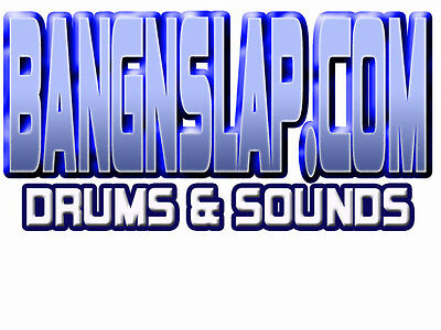 bangnslap Drum Sounds & Samples