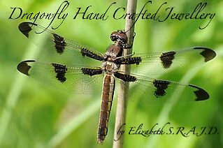 Dragonfly Hand Crafted Jewellery