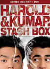 Harold & Kumar Go To White Castle (Blu-ray/DVD, 2012, Canadian)