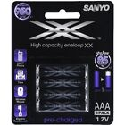 SANYO Rechargeable Rechargeable Batteries