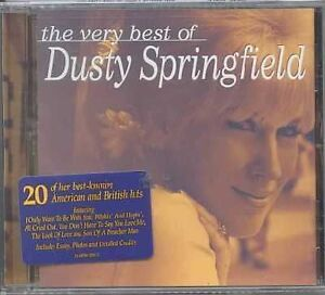 Springfield Dusty: The Very Best of Dusty Springfield (CD)new and sealed