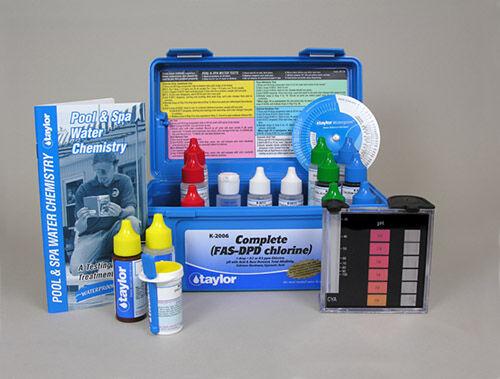 Pool Test Kit Buying Guide