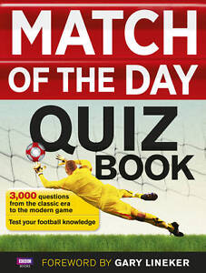 Match of the Day Quiz Book, Match of the Day Magazine