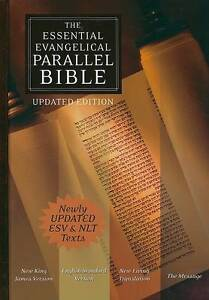 Essential Evangelical Parallel Bible updated edition by Oxford University Press