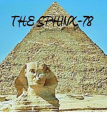 THE SPHINX 78