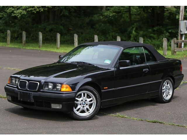 1998 Bmw 323ci 323 Convertible 1 Owner 5speed Manual Dealer Serviced