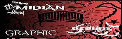Midian Graphic Design