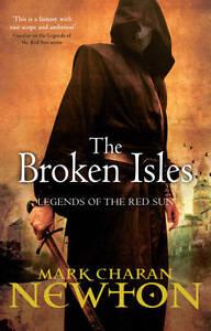 The Broken Isles, Mark Charan Newton