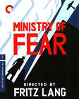 Ministry of Fear (Blu-ray Disc, 2013, Criterion Collection)