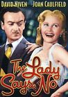 The Lady Says No (DVD, 2005)