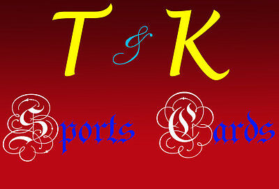 T and K SPORTS CARDS