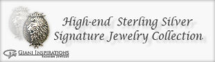 High-end Silver Jewelry