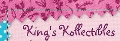 Kings Kollectibles by kingsgirls