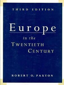 Europe: In the Eighteenth Century, WHITE, R. J.