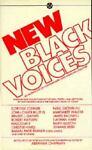 New Black Voices, Abraham Chapman, 0451626176