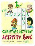 Puzzle Club Activity Book, Dandi Daley Mackall, 0570050251