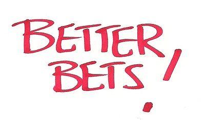 BETTER BETS