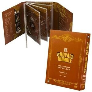 WWE - Royal Rumble Anthology: Vol. 2 (DV...