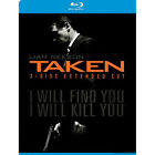 Taken (Blu-ray Disc, 2009, 2-Disc Set, Extended Cut; Includes Digital Copy)