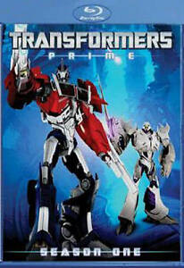 Transformers-Prime-Complete-1st-First-Season-1-One-NEW-4-DISC-BLU-RAY-SET