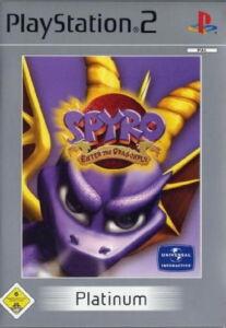 Spyro Enter The Dragonfly mit Anleitung (PS2) - DVD wie Neu