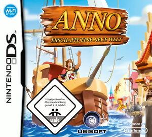 ANNO - Erschaffe eine neue Welt (Nintendo DS) - Leibnitz, Österreich - ANNO - Erschaffe eine neue Welt (Nintendo DS) - Leibnitz, Österreich