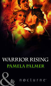 Warrior-Rising-Mills-Boon-Nocturne-Pamela-Palmer-Used-Good-Book