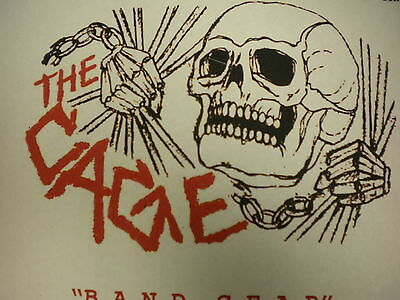 The Cage Rage