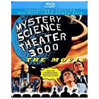 Mystery Science Theater 3000: The Movie (Blu-ray/DVD, 2013, 2-Disc Set, DVD/Blu-ray)