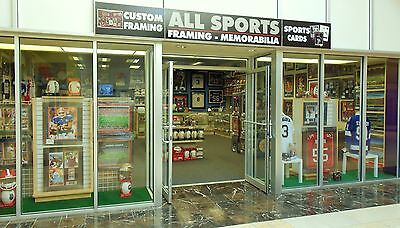 All Sports Custom Framing