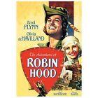 The Adventures of Robin Hood (DVD, 2010)