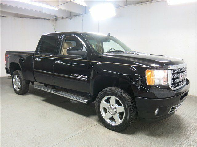 2011 gmc sierra 2500 hd denali 4x4 duramax diesel navigation super crew used gmc sierra. Black Bedroom Furniture Sets. Home Design Ideas