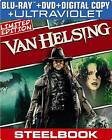 Van Helsing (Blu-ray/DVD, 2013, 2-Disc Set, Includes Digital Copy; UltraViolet)