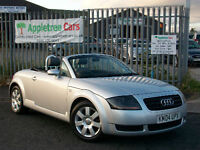 Audi TT by Appletree Cars, Newcastle Upon Tyne, Tyne and Wear