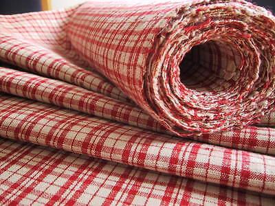 Antike Leinen und Textilien