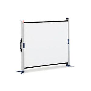 mobile tischleinw nde f r beamer im test verarbeitung handling bildsch rfe ebay. Black Bedroom Furniture Sets. Home Design Ideas