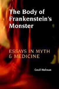 Frankenstein education essays