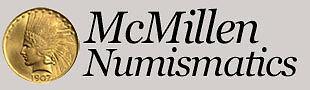 mcmillennumismatics