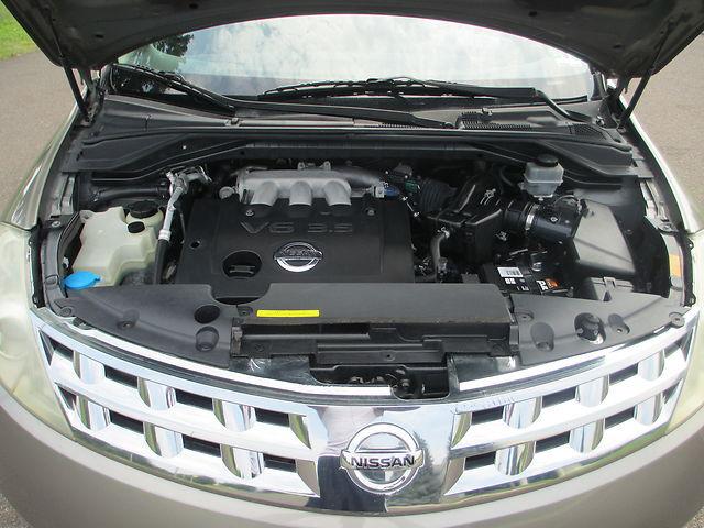 2003 Nissan Murano SL AWD Leather Heated Seats Power Seats Sunroof
