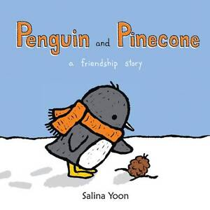 Penguin and Pinecone-ExLibrary